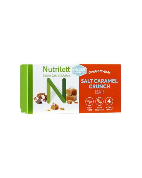Salt Caramel Crunch Bar (4 pack)