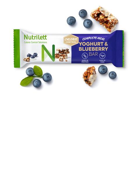 Yoghurt & Blueberry