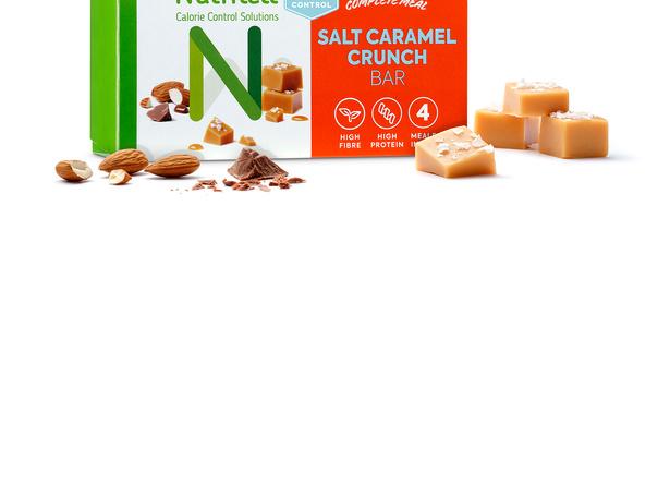 Salt Caramel Crunch Bar - 24 pack