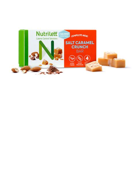 Salt Caramel Crunch Bar - 40 pck
