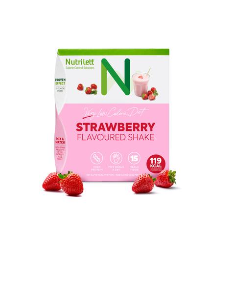 VLCD Strawberry Shake (15 pack)