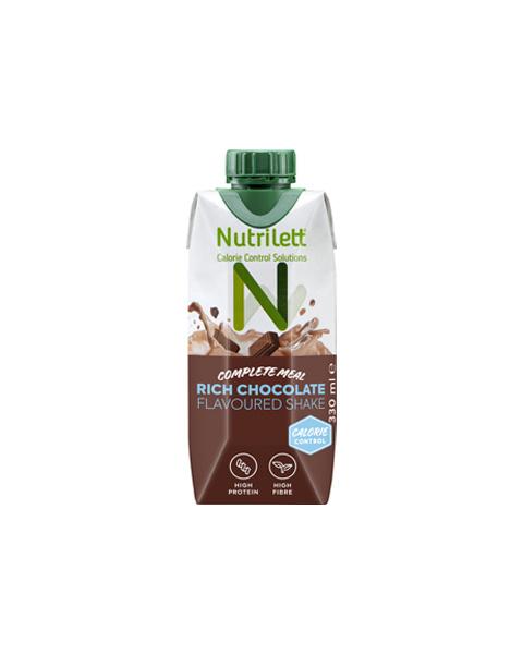 Rich Chocolate Drink