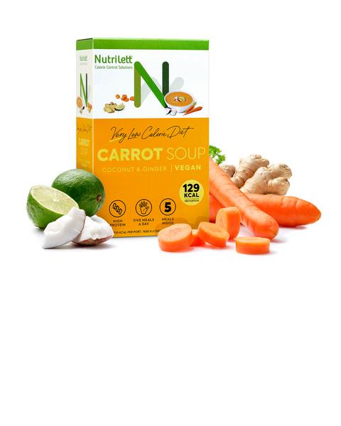 VLCD Carrot Soup