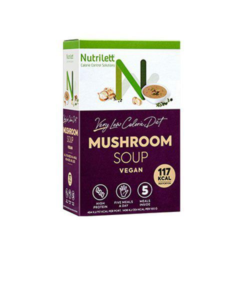 VLCD Mushroom Soup