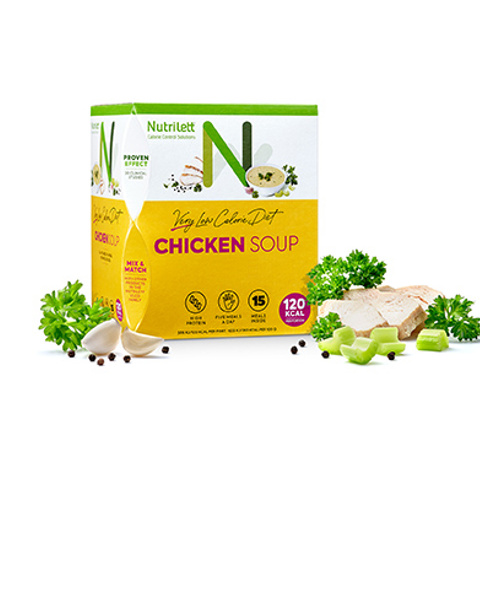 VLCD Chicken Soup (15 pack)