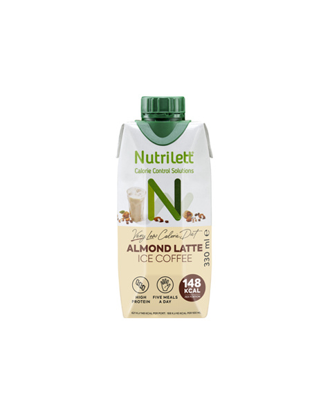 VLCD Almond Latte Ice Coffee