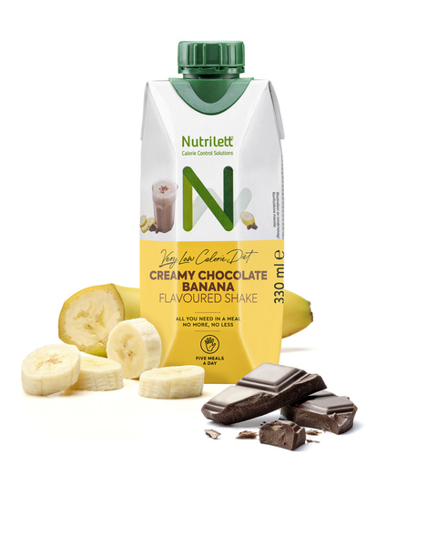 VLCD Creamy Chocolate Banana